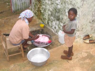 faire un don au profit d'Haïti